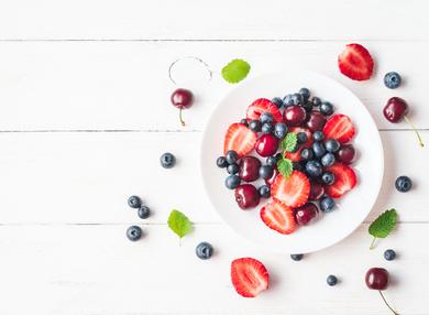 Une salade de fruits frais, ça vous tente ?