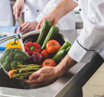 Manger des légumes en circuit-court dans les restaurants à Toulouse