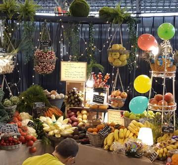 Le grand marché de Toulouse, petit frère sur marché Rungis
