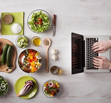 Comment bien manger avec nos paniers de légumes