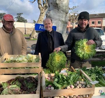 La Mairie de St Jory récompense les consommateurs locaux