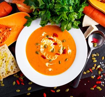 Légumes de saison en novembre : le plein de vitamines